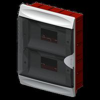 Щиток на 16 автоматов внутренний (2-х ярусный) GUNSAN