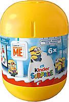 Kinder Surprise Minions around the world 120 g, фото 1