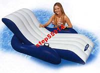 Пляжное надувное кресло-матрас для воды Intex58868