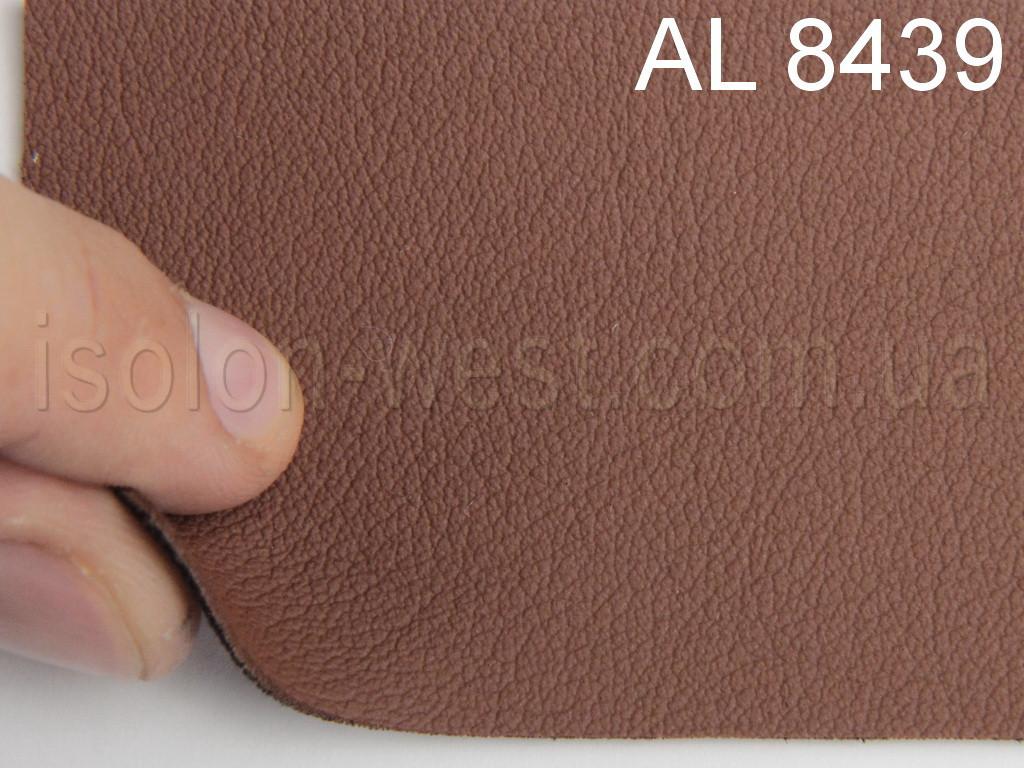 Авто кожзам  (светло-коричневый) на тканевой основе