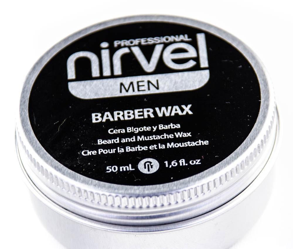 Віск для бороди Нирвел Nirvel Barber wax 50 мл 6590
