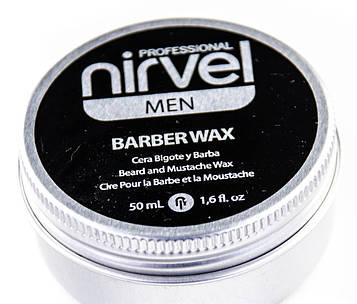 Воск для бороды Нирвел Nirvel Barber wax 50 мл 6590