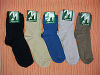 Носки женские 2-й сорт хлопок+стрейч р.23-25.От 6 пар по 4грн