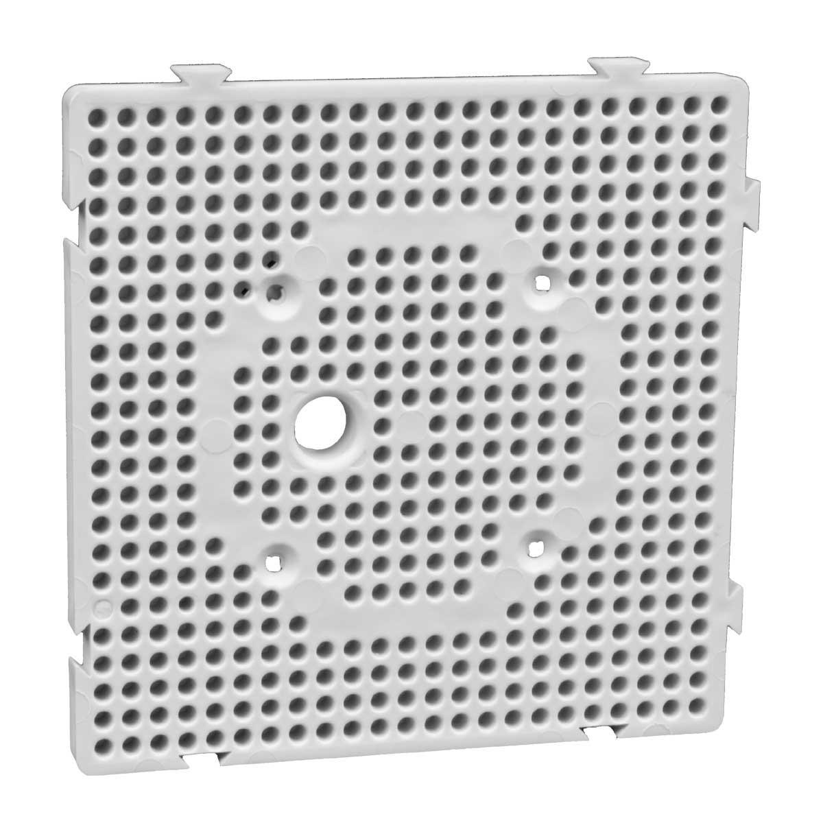 Запасна частина коробки MDZ  (використовується при термоізоляції будівель) матеріал -ПП; розміри 119х119х119мм