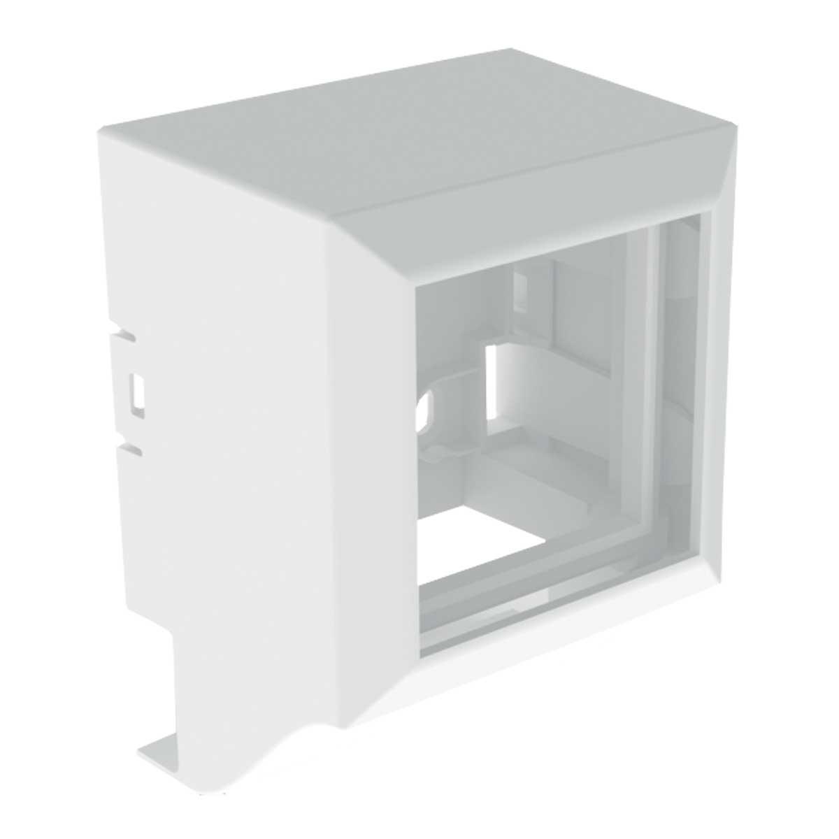 Приладовий носій для модульних пристроїв до кабельних каналів LP 35