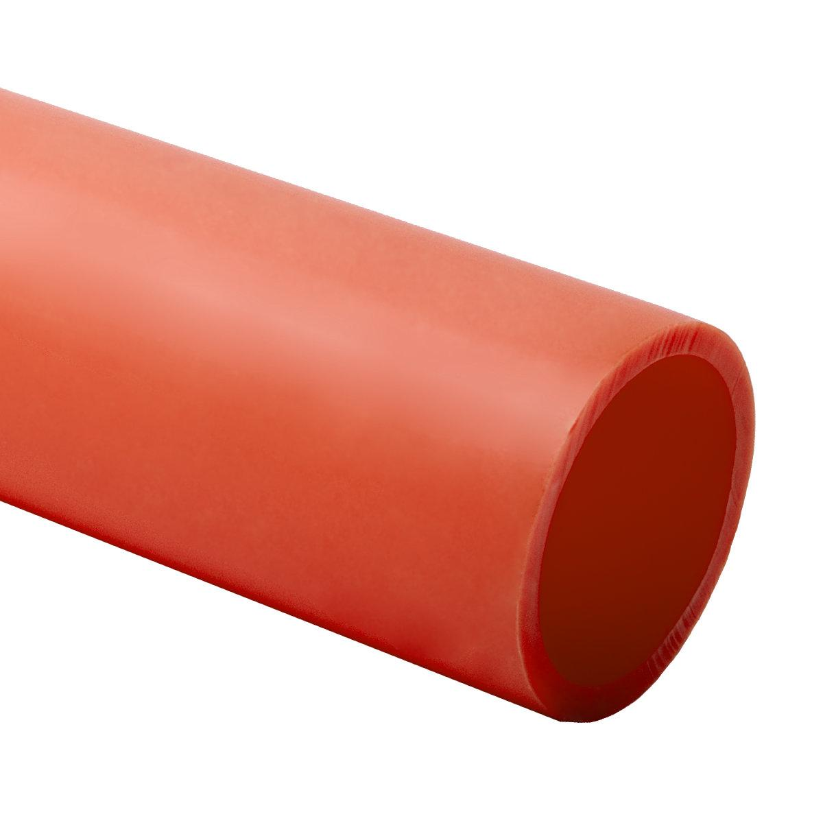 Труба HDPE для оптоволоконнного кабелю 40мм (ПНД) механічна стійкість 750N/20 см, -5+60 °с; поліетилен HDPE