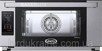 Печь конвекционная UNOX XEFT-03EU-ETDV