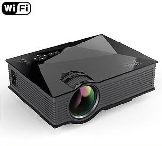Проектор портативный мультимедийный LCD UNIC JSQ-UC46 WIFI