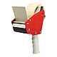 Диспенсер для скотча Rubin 72-75 мм из пластмассы и металла, фото 2