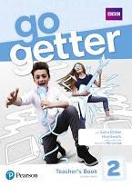 Go Getter 2 Teacher's Book + DVD