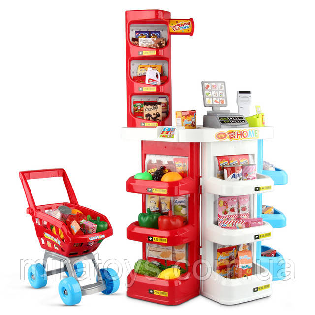 Детский супермаркет-магазин 668-20 купить