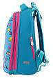 556048 Каркасный школьный рюкзак Yes H-12 Fun Mood 29*38*15, фото 5
