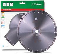 Отрезной сегментный диск (бетон) 1A1RSS/C3-W GREEN CONCRETE 400x3,5/2,5x25,4-11,5-28-APR 40x3,5x8+2 R190