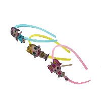 Детский цветной обруч с куклой LOL, фото 1