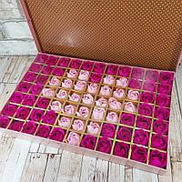 Подарочный набор роз из мыла ( подарок девушке )