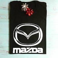 Печать на футболке (лого авто)