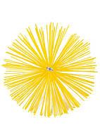 Щетка пластиковая для чистки дымохода Savent 100 мм