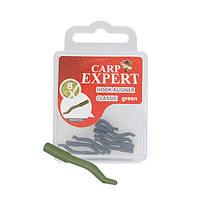 Отвод крючка Carp Expert HOOK ALIGNER CLASSIC GREEN 8шт