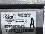 Блок управления AirBag Ford Transit 2000-2006 YC1A-14B321-AE, фото 3