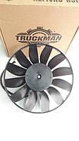 Электровентилятор Нива охлаждения радиатора 21214-1308008 Truckman