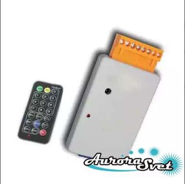 Контролер управління пікселями цифровими світлодіодними.