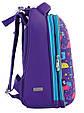 556044 Рюкзак школьный каркасный Yes H-12 Umbrellas 29*38*15, фото 4