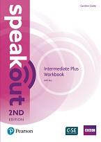 Speak Out 2nd Plus Intermediate WorkBook + key