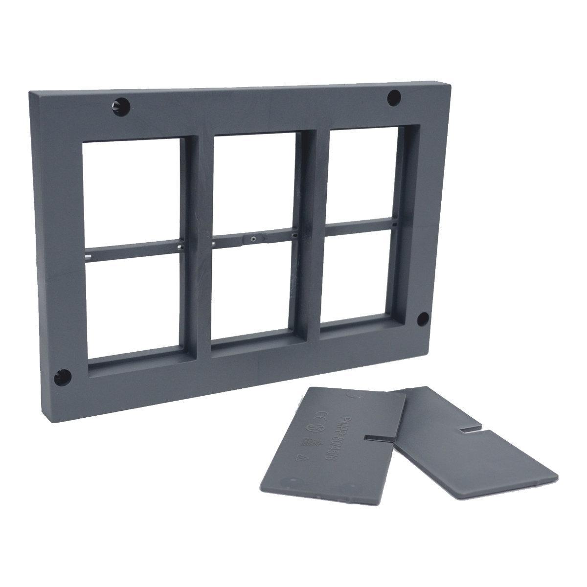 Рамка для 6-ти приборів KOPOBOX; для підлоги;