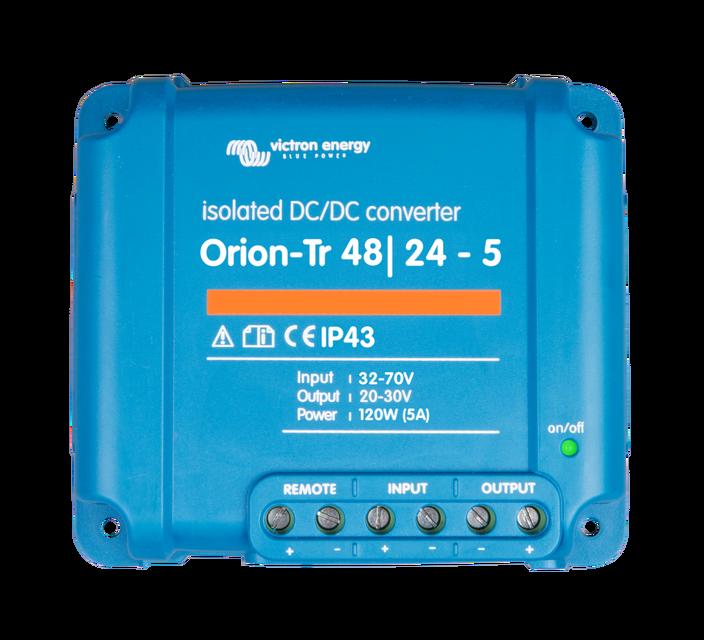 Конвертор Orion-Tr 48/48V 2,5A (120W