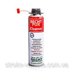 Очиститель пены монтажной RECHT PUR Cleaner 500 мл