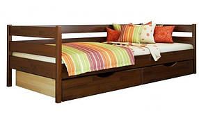 Детская Кровать Нота 80х190 Бук Щит 101 (Эстелла-ТМ)