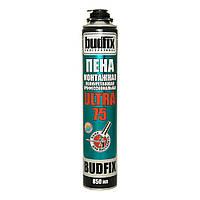 Пена монтажная профессиональная BUDFIX ULTRA 75 850 мл x 75 л
