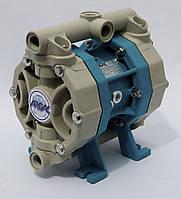 Насос мембранный пневматический DDA 50C  - 55 л/мин, 8 бар (пищевой, химический)