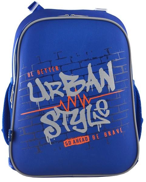 555964 Школьный каркасный рюкзак  Yes H-12 Urban Style 29*38*15