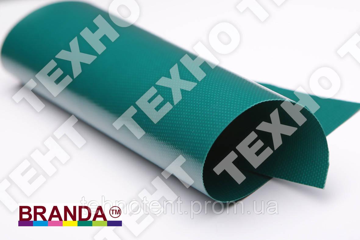 Тентовая ткань ПВХ Турция 450 Зеленый