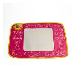 Коврик для рисования водой MOMMY LOVE, розовый (RIV1-2)