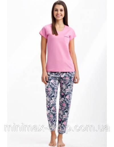 Пижама женская хлопковая LUNA 418 Польша