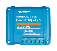 Конвертор Orion-Tr 48/12V 30A (360W)
