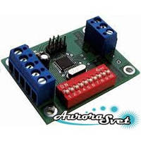 Преобразователь DMX512 в протокол цифровых пикселей (LPD6803 и WS2801)