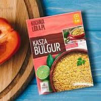 Крупа Kuchnia lidla Kasza Bulgur