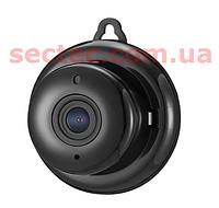 Мини IP WiFi камера V380 для незаметного видео наблюдения 1080P FHD качество