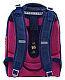 556046 Каркасный школьный рюкзак Yes H-12 Princess 29*38*15, фото 3