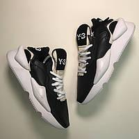 Adidas Yohji Yamamoto Y-3 Kaiwa Black White