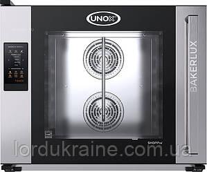 Печь конвекционная UNOX XEFT-06EU-ETRV