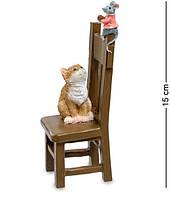 Статуэтка Кот с мышкой ED-431