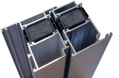 Профили рамы и коробки боковых дверей SD-Thermo