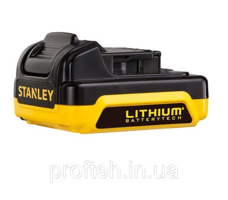 Аккумулятор 10.8B 1.5Ач STANLEY SB12S