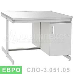 Стол лабораторный островной СЛО-3.051.05