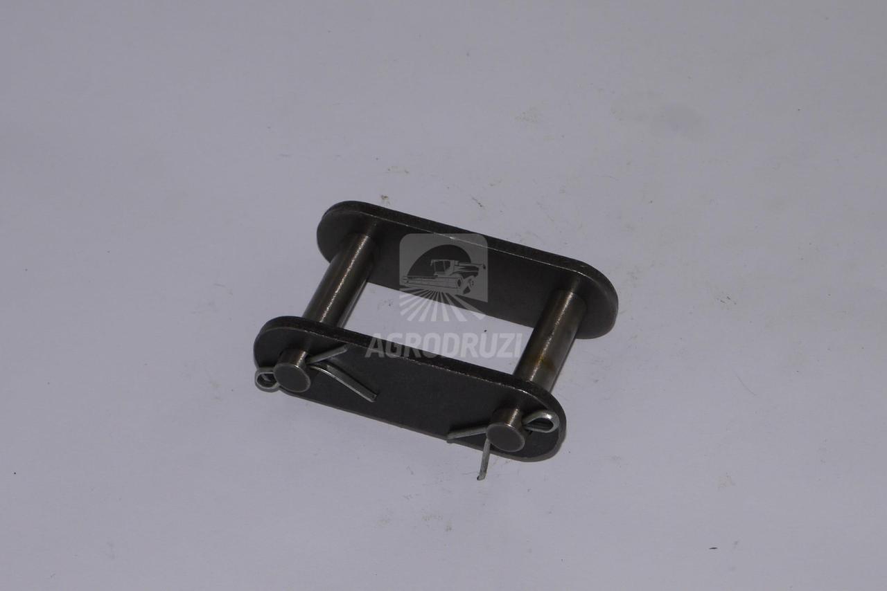 З'єднувач ланцюга 38.4x19mm 002860 38.4-sp, 002860