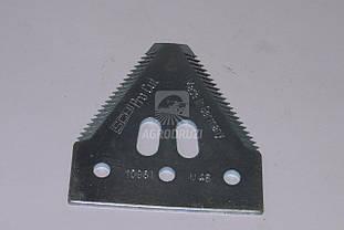 Сегмент коси жатки RASSPE Шумахер Schumacher Z52672 Z52672, 420100045